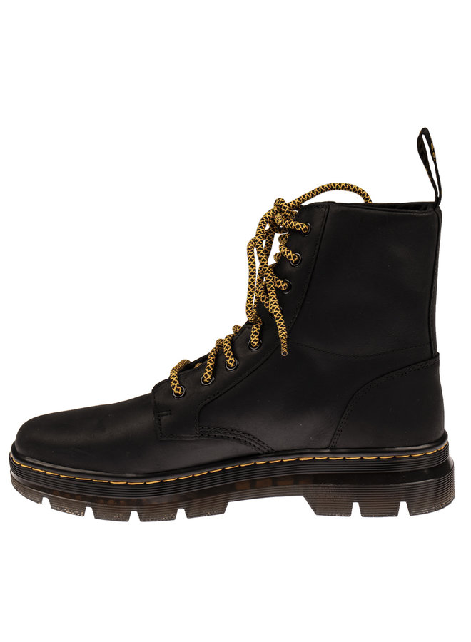 Dr. Martens  combs leather black wyoming