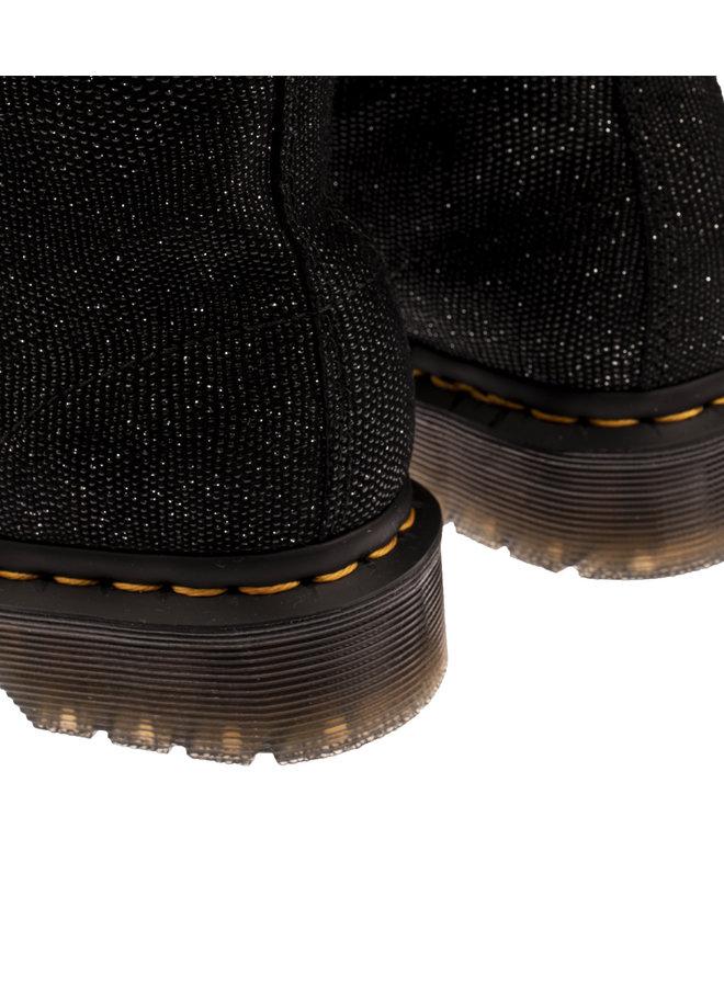 Dr. Martens 1460 black glitter ray