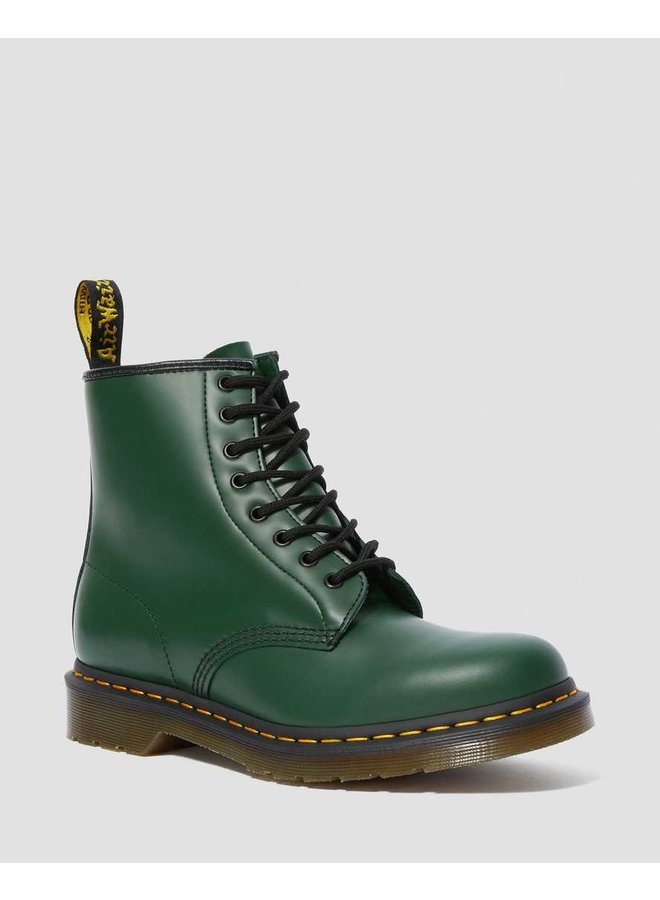 Dr Martens 1460 Green smooth
