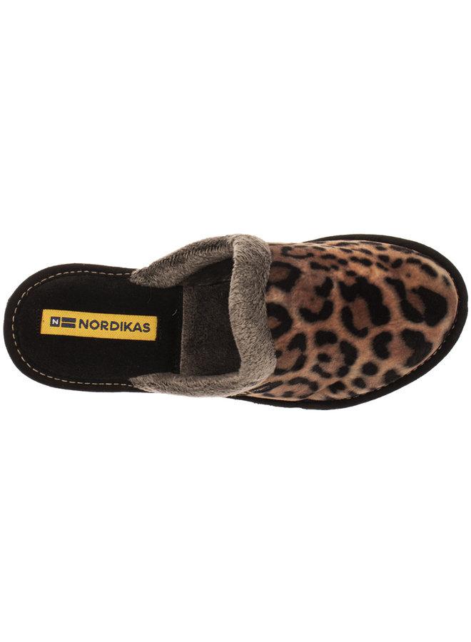 Nordikas 1614 Leopardo 2 marron