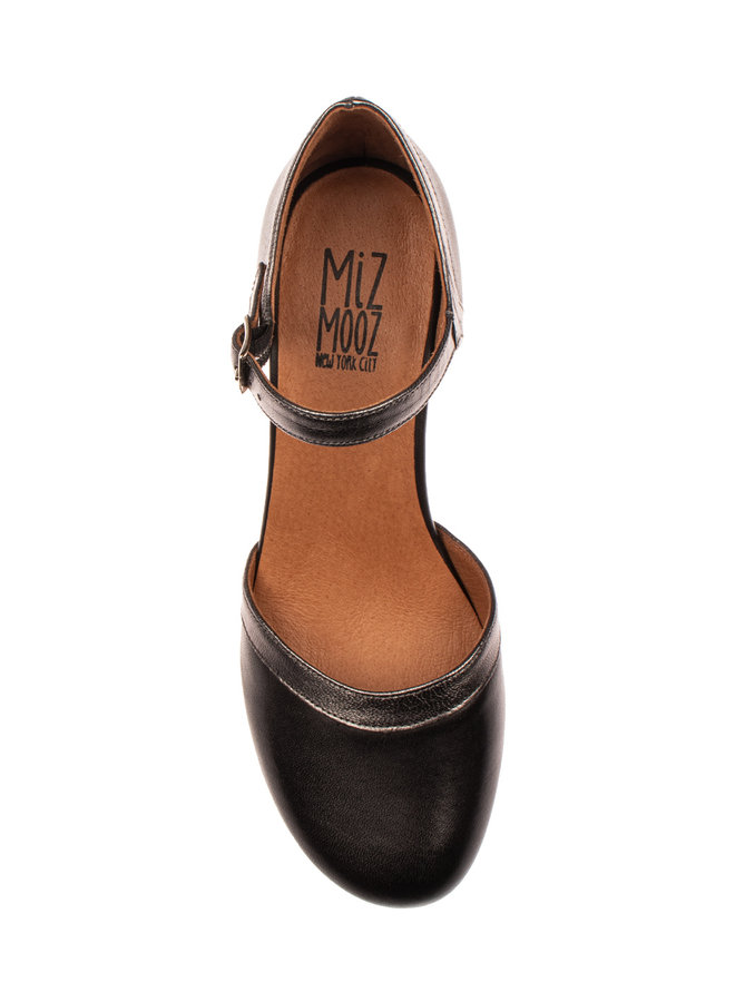 Miz Mooz fleet black/grey mtl
