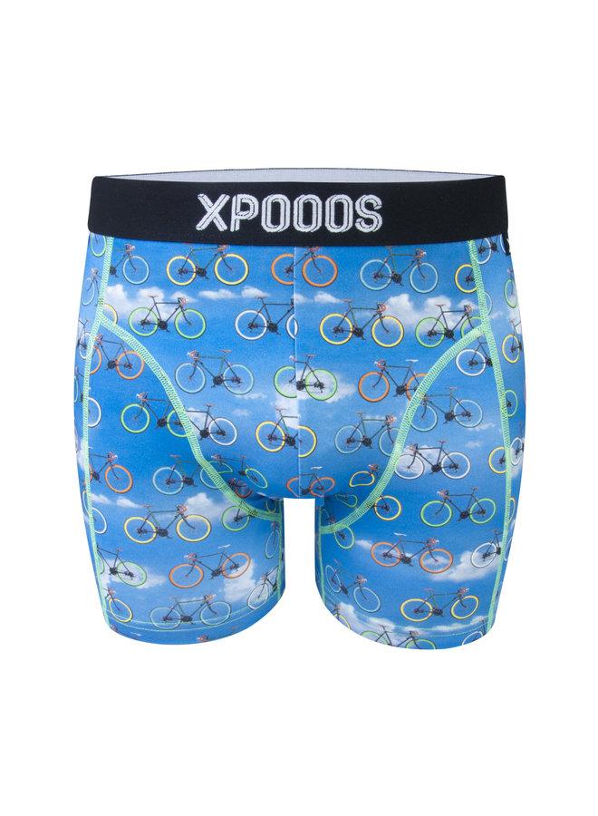 Xpooos 66005 Men boxer bike trip