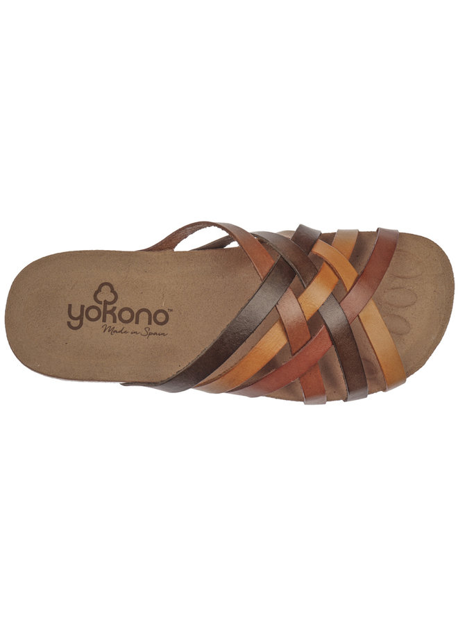 Yokono Ibiza-719 Multi Tostado