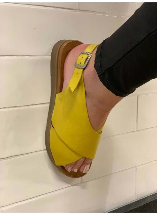 Miz Mooz Daze Yellow