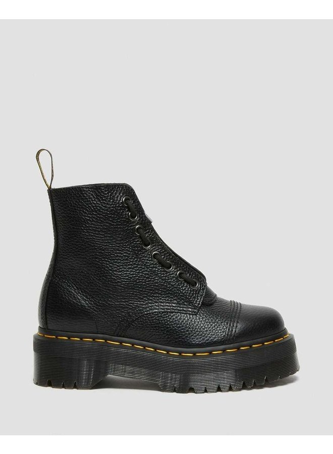 Dr. Martens Sinclair Black Milled Nappa