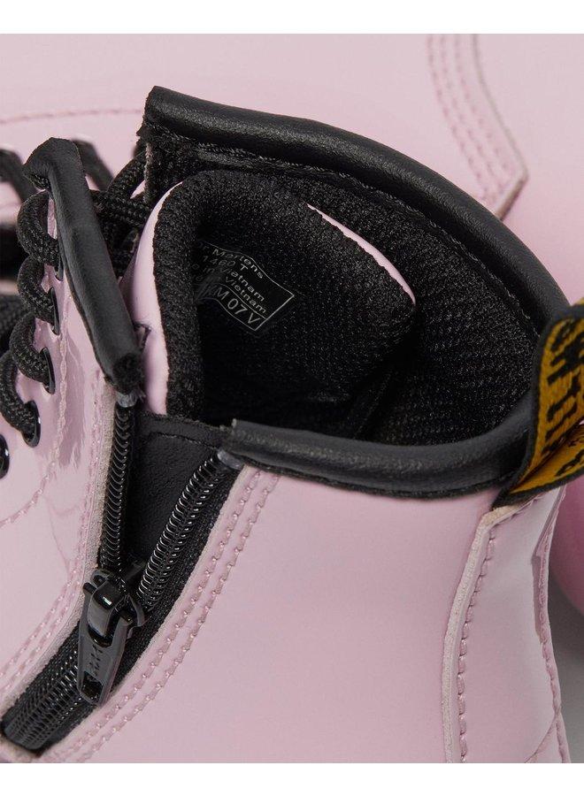 Dr. Martens 1460T Pale Pink  Patent Lamper
