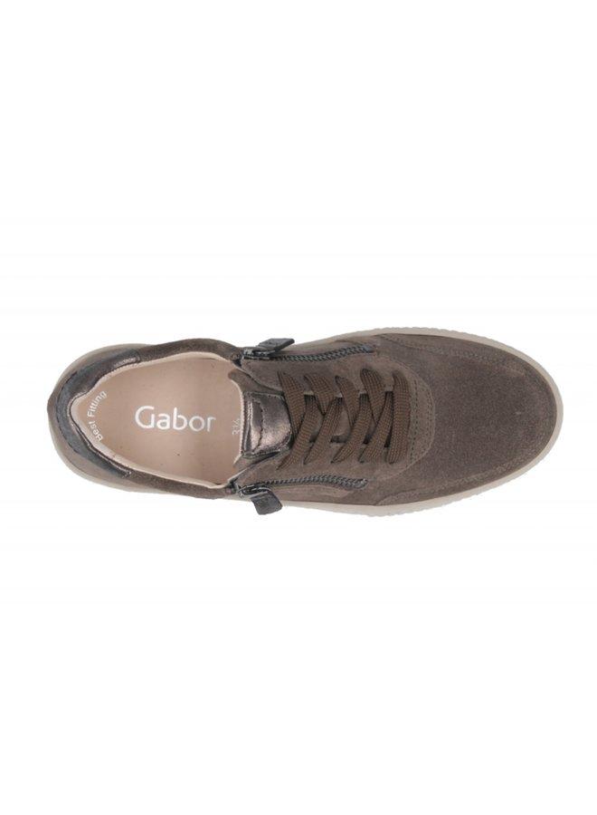 Gabor Dreamvel./Metallic tartufo/antiksilb.