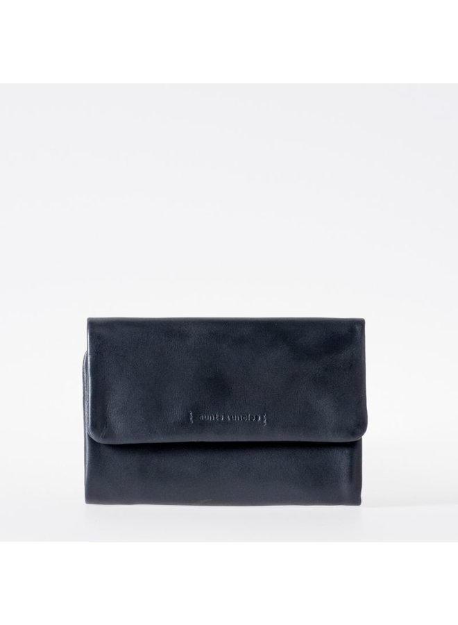 Aunts & uncles Jamie's Orchard navy Wallet