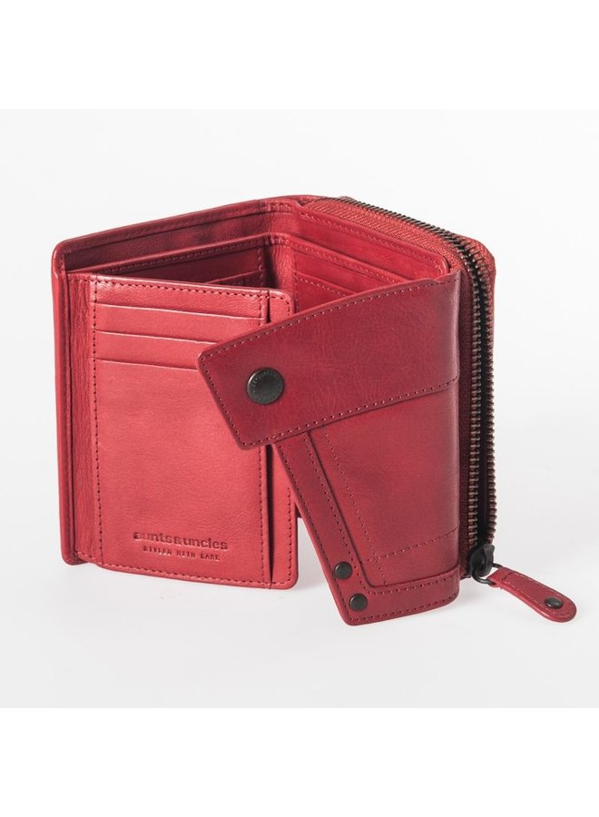 Aunts & uncles Lotta RV red Wallet