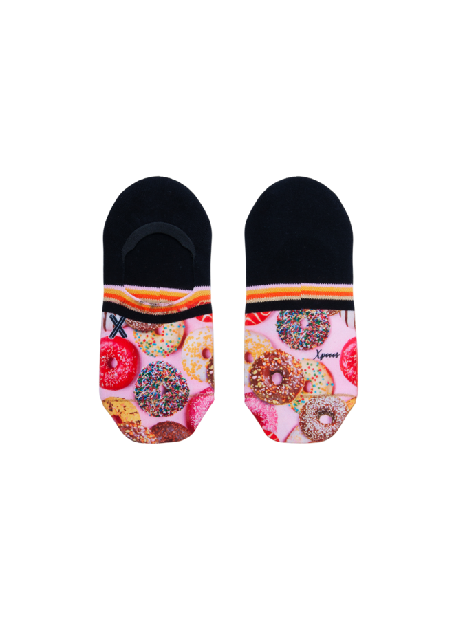 Xpooos footies donut dolly invisible