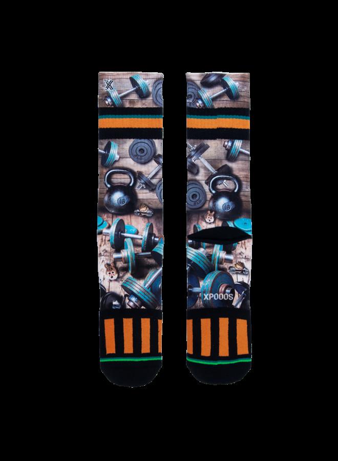 Xpooos socks dumbells