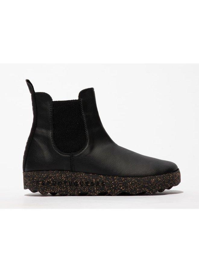 Asportuguesas Caia Vegea Leather - Black