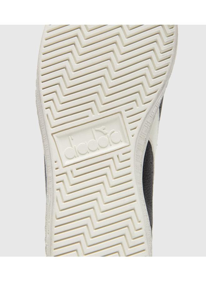 Diadora Game L Waxed Row Cut -  Black/white