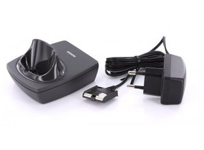 Gigaset Deskcharger A34/A340/A345 Graphite + Adapter