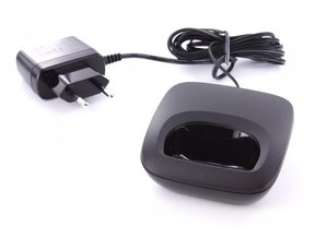 Gigaset Deskcharger E500 Black + Adapter