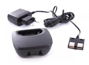 Gigaset Deskcharger E500 Black + Adapter
