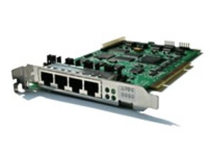 Gigaset pro 4 Port Gigaset ISDN-Card for Gigaset T300 and T500, 8 lines