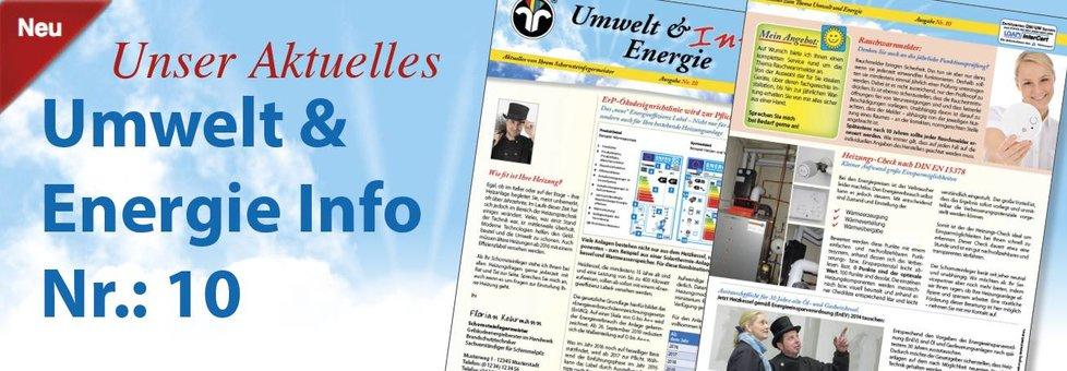 Umwelt & Energie Info 10