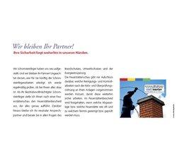 Briefumschlag Motiv 3: Wir bleiben Ihr Partner