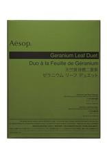 Aesop Aesop | Geranium Leaf Duet