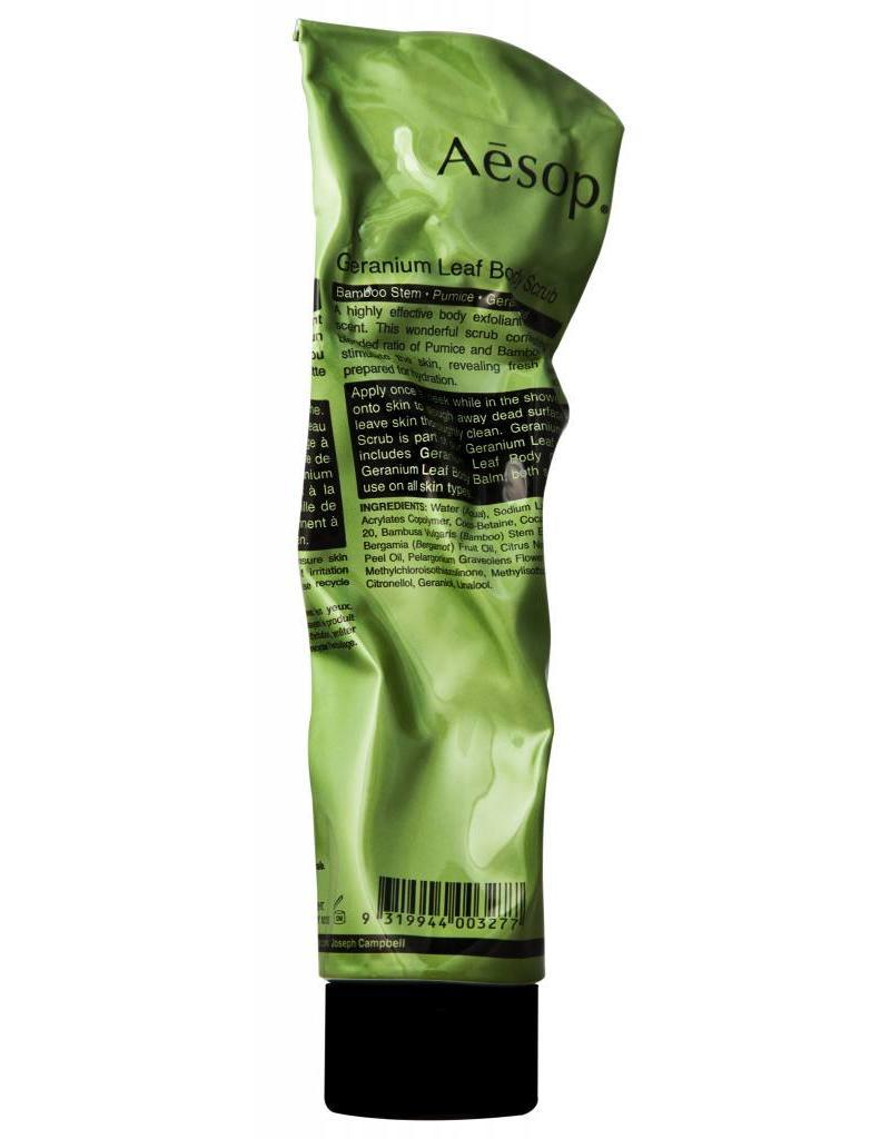 Aesop Aesop   Geranium Leaf Body Scrub