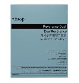 Aesop Reverence Duet