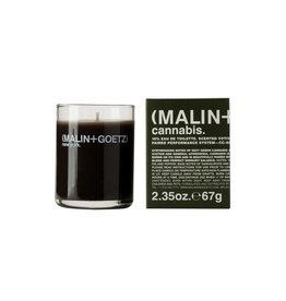 Malin+Goetz Cannabis Scented Candle