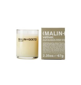 Malin+Goetz Vetiver Scented Candle