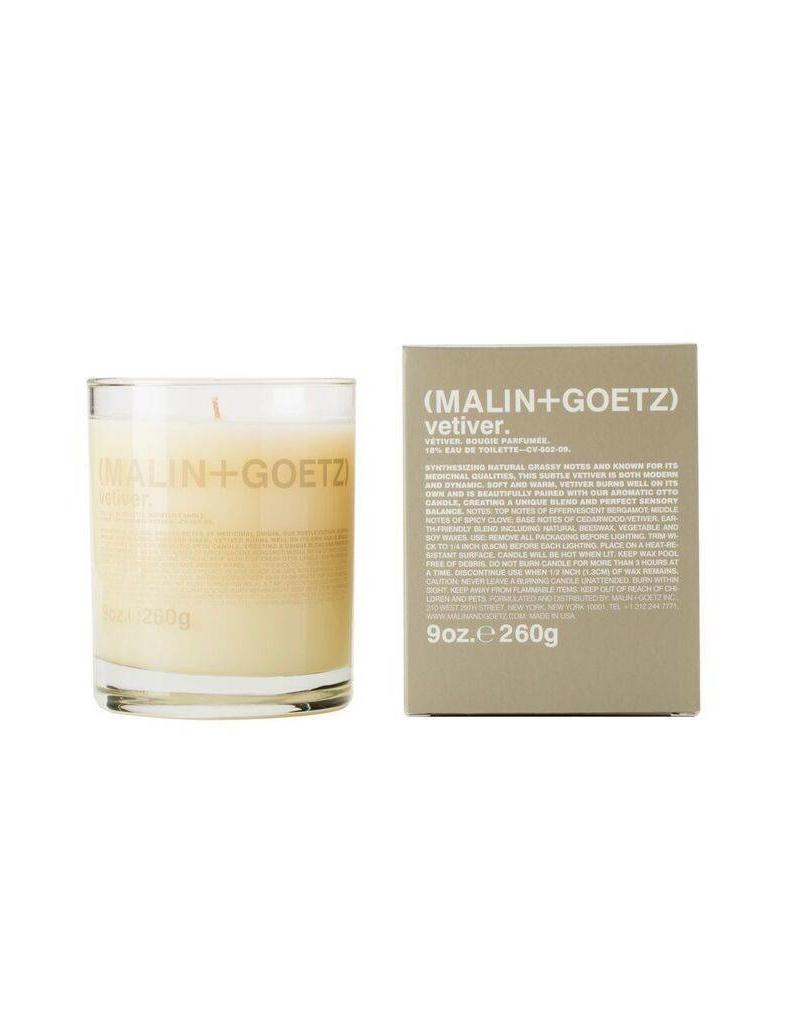 Malin+Goetz Malin + Goetz | Vetiver Scented Candle