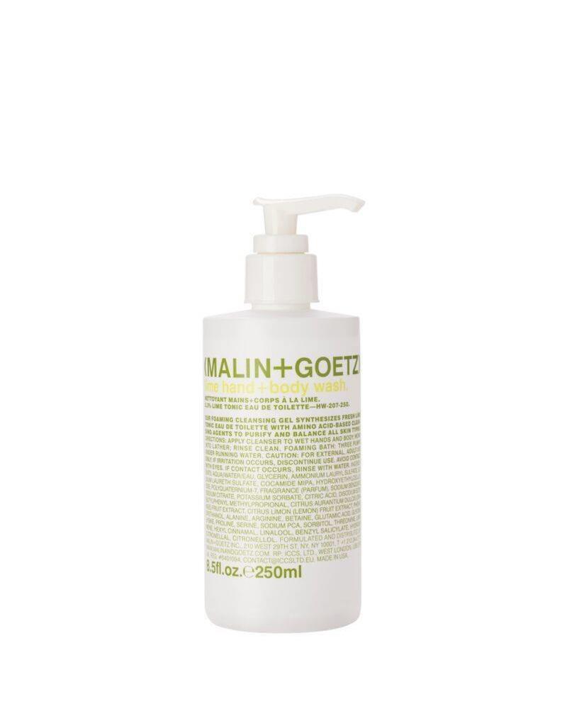 Malin+Goetz Malin + Goetz | Lime Hand + Body Wash