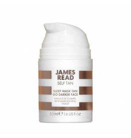 James Read Sleep Mask Go Darker Face