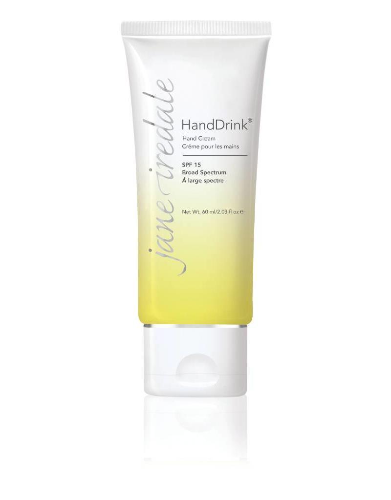 Jane Iredale Handdrink Hand Cream SPF15 Lemongrass