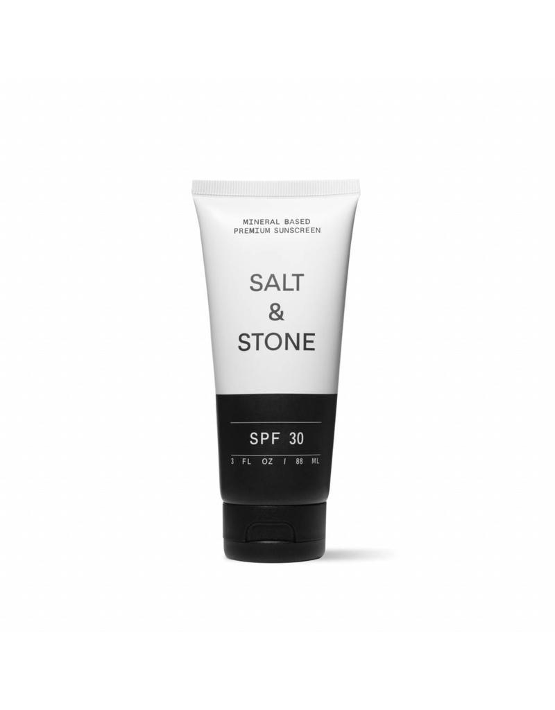 Salt & Stone Salt & Stone | SPF 30 Mineral-Based Sunscreen Lotion