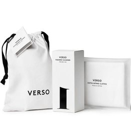 Verso Cleansing Combo Foaming Cleanser + Exfoliating Cloths