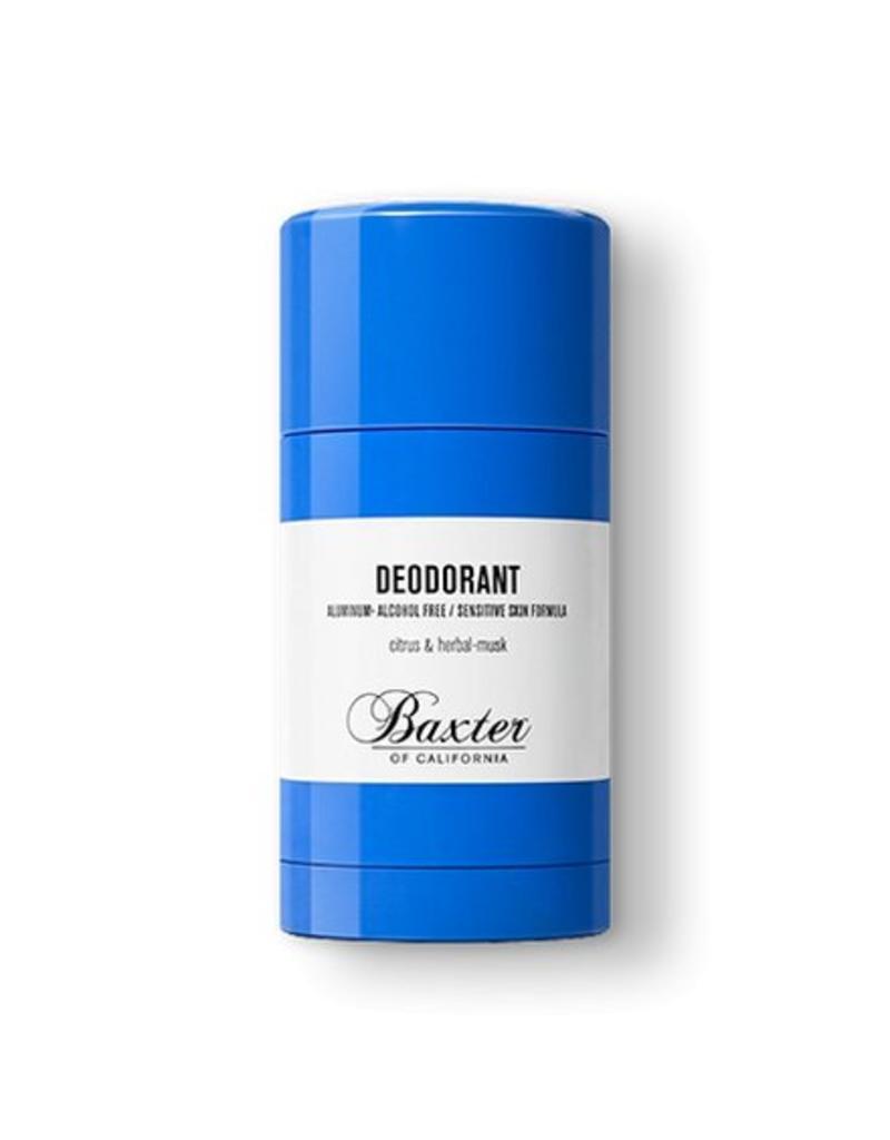 Baxter of California Baxter of California | Aluminium & Alcohol Free Deodorant