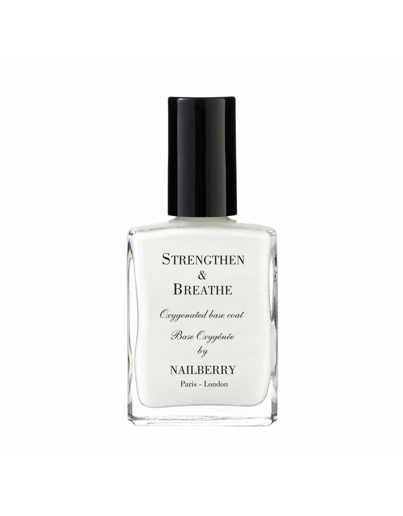 Nailberry Nailberry   Base Coat Strengthen & Breathe