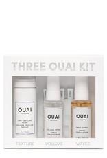 Ouai OUAI | Three Ouai Kit