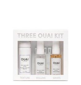 Ouai Three Ouai Kit