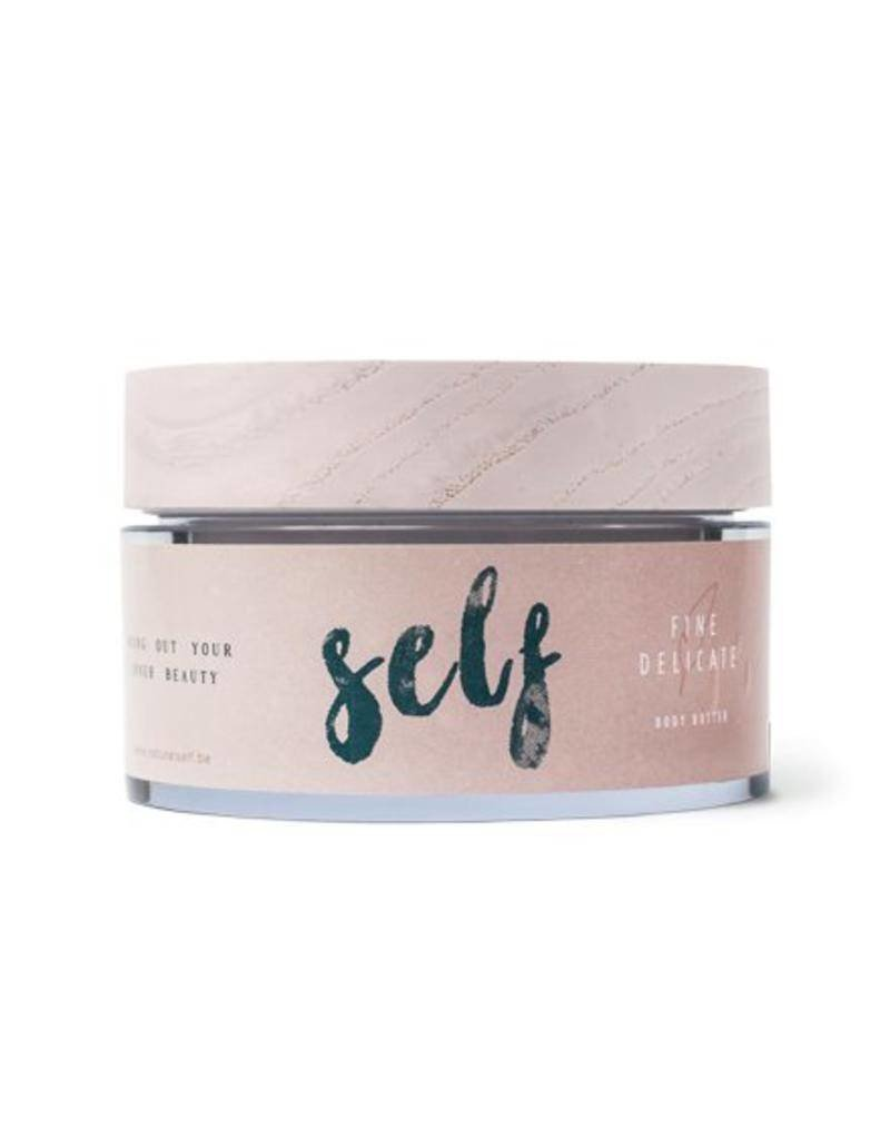 Natural Self Luxestaal Natural Self Body Butter (10 ml)