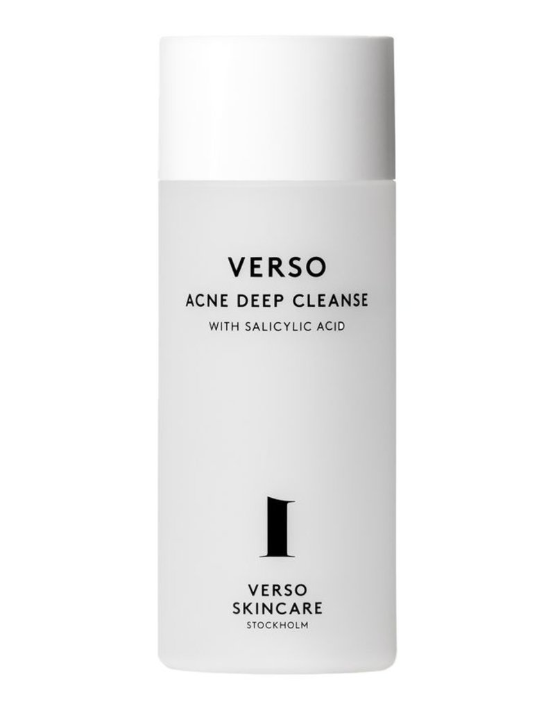 Verso Verso | Acne Deep Cleanse