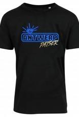 PATSER SHORT SLEEVE T-SHIRT BLACK