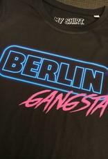 PATSER GANGSTA T-SHIRT BLACK