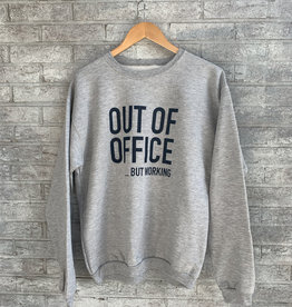 MYSHIRT OUT OF OFFICE  SWEATER