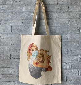 MYSHIRT NURSE TOTE BAG