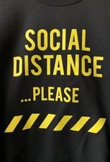 MYSHIRT SOCIAL DISTANCE HOODIE
