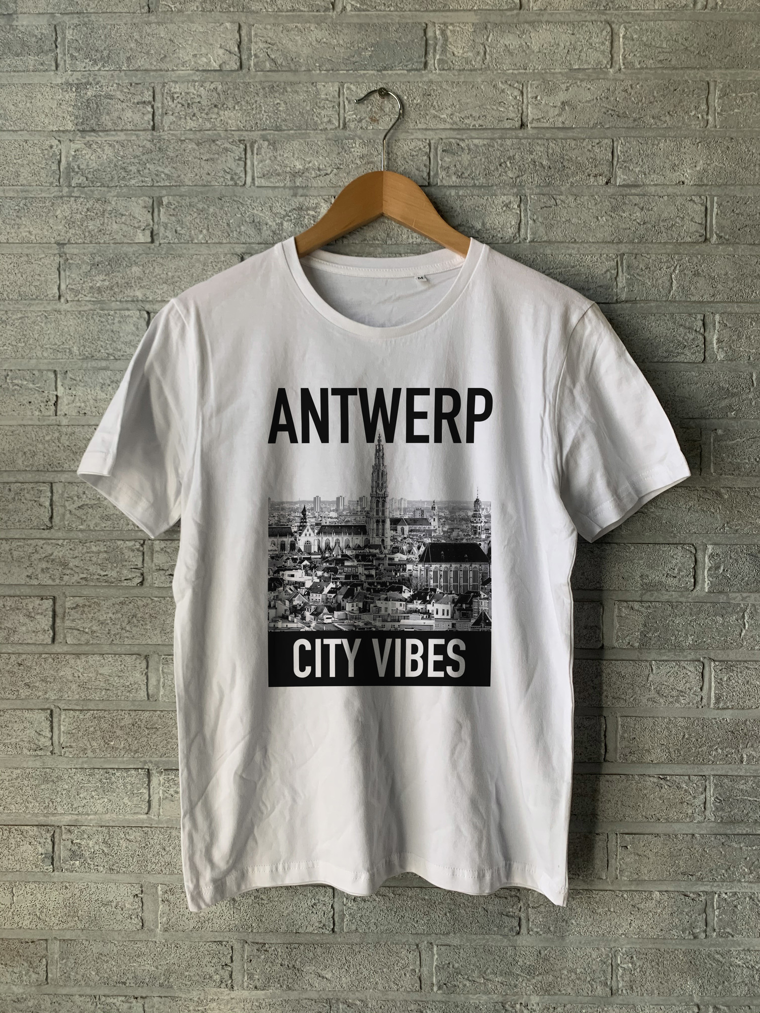 MYSHIRT ANTWERP CITY VIBES