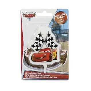 Cake Candle Disney Cars