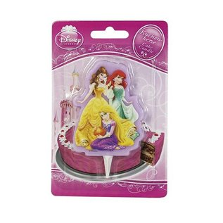 Cake Candle Disney Princess