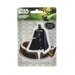 Cake Candle Star Wars Darth Vader, 2D