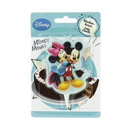 Cake Candle Mickey Mouse
